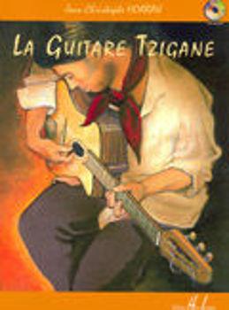 Picture of HOARAU GUITARE TZIGANE + CD Tablature