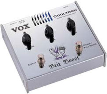Picture of Pedale Effet  BOOST VOX A LAMPE BRIT BOOST
