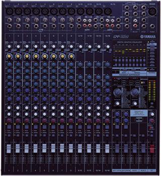Picture of Table mixage analogique Amplifiée YAMAHA EMX5016CF 2*500W