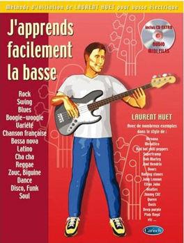 Picture of HUET J'APPRENDS FACILEMENT LA BASSE +CDgratuit