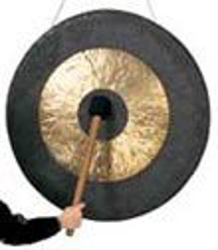 Picture of GONG CHINOIS 42CM + MAILLOCHE