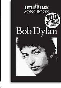 Picture of DYLAN BOB LITTLE BLACK SONGBOOK paroles et accords