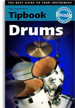 Picture of TIPBOOK DRUMS livre tout sur la batterie