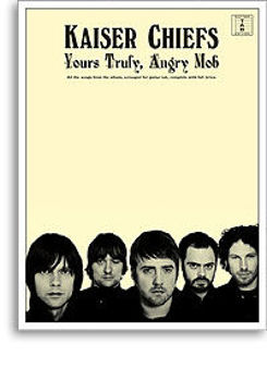 Picture of KAISER CHIEFS YRS TRLY ANGRY MORE Guitare Tablature