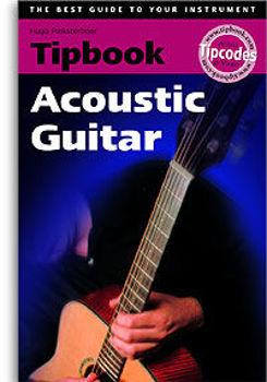 Picture of TIPBOOK ACOUSTIC GUITAR LIVRE Tout sur la guitare acoustique