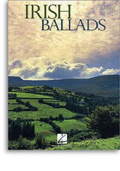 Picture of IRISH BALLADS Piano voix guitare