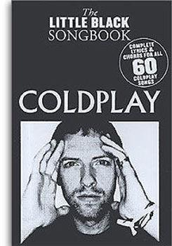 Picture of COLDPLAY LITTLE BLACK BOOK Paroles et accords