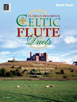 Picture of CELTIC FLUTE DUETS Brambock 2 Flutes traversieres