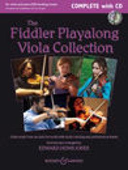 Picture of HUWS JONES FIDDLER PLAYALONG VIOLA +CDgratuit Violon alto