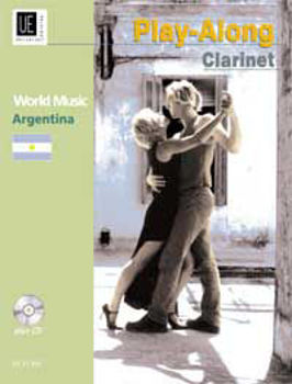 Picture of PLAY ALONG ARGENTINA Clarinette+CD