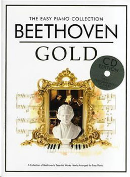 Picture of BEETHOVEN GOLD EASY PIANO COLLECTION Piano Solo +CDgratuit