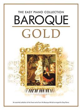 Image de BAROQUE GOLD EASY PIANO COLL Piano Solo