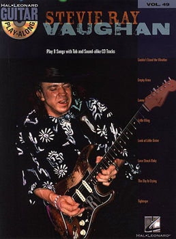 Picture of VAUGHAN S.R Guitar Play-Along Volume 49 +CDgratuit