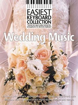 Image de EASIEST KBD COLL WEDDING MUSIC