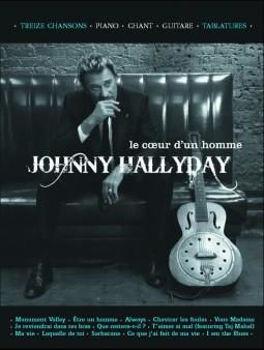 Image de HALLYDAY J. LE COEUR D'UN HOMME Piano Voix Guitare