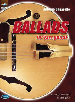 Picture of ONGARELLO BALLADS FOR JAZZ GUITARE+CDgratuit