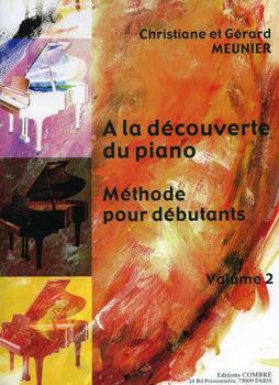 Image de MEUNIER A LA DECOUVERTE DU Piano V2