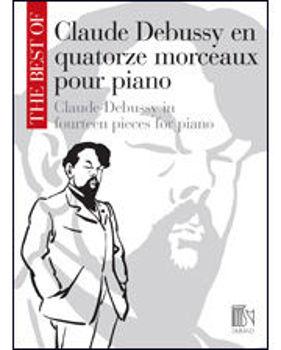 Image de DEBUSSY BEST OF DEBUSSY 14 PIECES POUR Piano