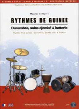 Picture of SCHEPERS RYTHMES DE GUINEE Dunumbas, solos djembé, et batterie.