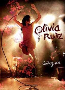 Image de RUIZ OLIVIA GOUTEZ MOI SCORES Complets et Guitare Tab