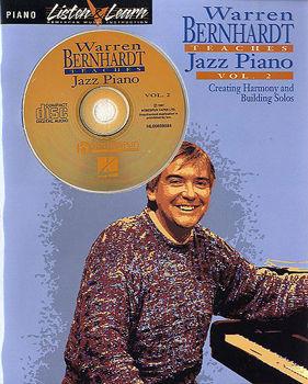 Image de BERNHARDT JAZZ PIANO VOL2 BK+CDgratuit
