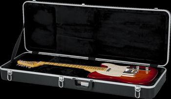 Image de ETUI Guitare Electrique ABS Rectangle GATOR Deluxe Tous types