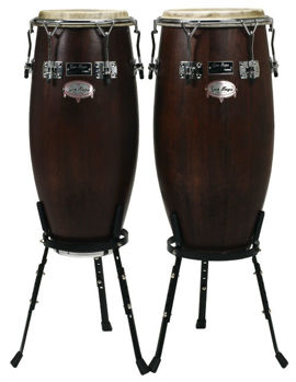 """Picture of Congas TUMBAO PRO GON BOPS Tobacco Burst 10,75"""" & 11,5"""""""