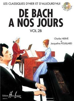 Image de DE BACH A NOS JOURS V2B Piano Solo