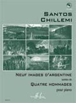 Picture of CHILLEMI SANTOS 9 IMAGES D'ARGENTINE +CD Gratuit Piano Solo