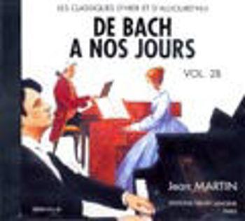 Image de CD DE BACH A NOS JOURS V2B PIA