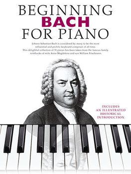 Image de BEGINNING BACH FOR PIANO Solo Facile