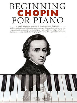 Picture of BEGINNING CHOPIN FOR PIANO Solo Facile