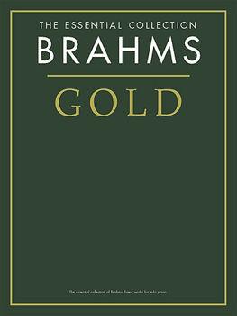 Image de BRAHMS GOLD ESSENTIAL COLLECTION Piano Solo +CDgratuit
