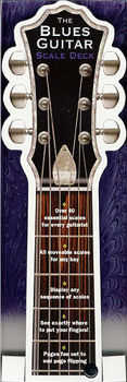 Picture of BLUES GUITARE SCALE DECK BRADLEY (THE)