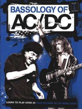 Picture of AC/DC BASSOLOGY BASSE TAB Tablatures