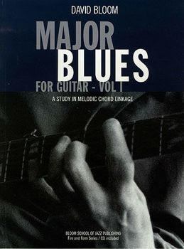 Picture of BLOOM MAJOR BLUES FOR Guitare V1 +CD Gratuit