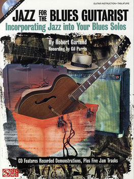 Picture of GARLAND JAZZ FOR THE BLUES GUITARIST +CD Gratuit
