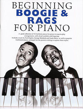 Picture of BEGINNING BOOGIE & RAGS FOR PIANO Solo Facile