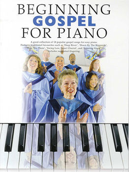 Picture of BEGINNING GOSPEL FOR PIANO Solo Facile