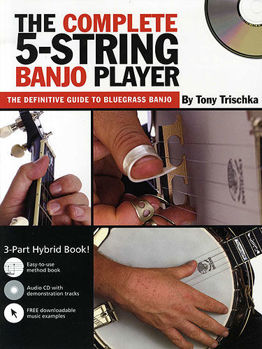 Picture of TRISCHKA COMPLETE BANJO 5-CORDES PLAYER +CD Gratuit