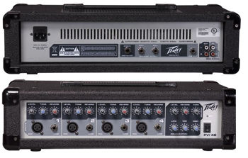 Picture of TABLE AMPLIFIEE PEAVEY PVi 4B 100W