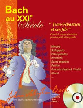 Image de BACH JS AU XXI SIECLE +CD Gratuit Piano Solo
