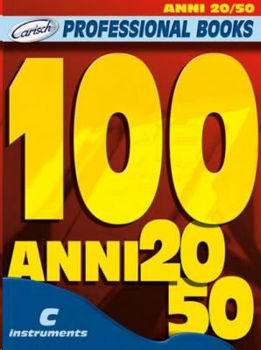 Picture of 100 ANNI 20-50 melodies+accords+paroles