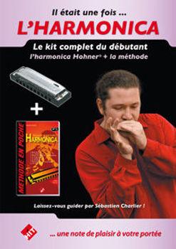 Image de METHODE HARMONICA PACK +Harmonica Nouvelle Edition