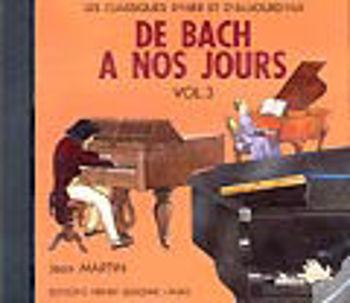 Image de CD DE BACH A NOS JOURS V3 Piano