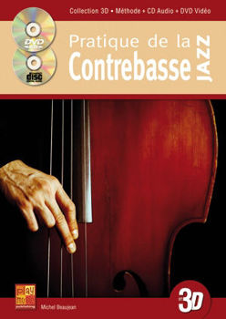 Image de BEAUJEAN Pratique Contrebasse Méthode+CD+DVDgratuits