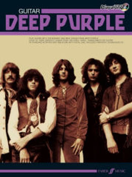 Picture of DEEP PURPLE Authentic Guitare Playalong +CD gratuit, , ,