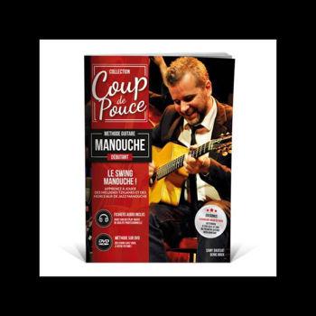 Image de Coup de Pouce Swing Manouche Débutant Méthode+CD+DVDgratuits