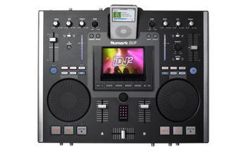 Image de Console de mixage IDJ2 DJ POUR IPOD NUMARK D/