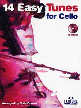 Image de 14 EASY TUNES VIOLONCELLE +CD gratuit